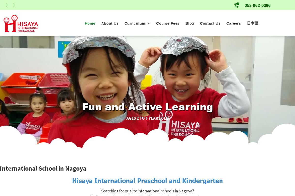 Hisaya International Pre-School