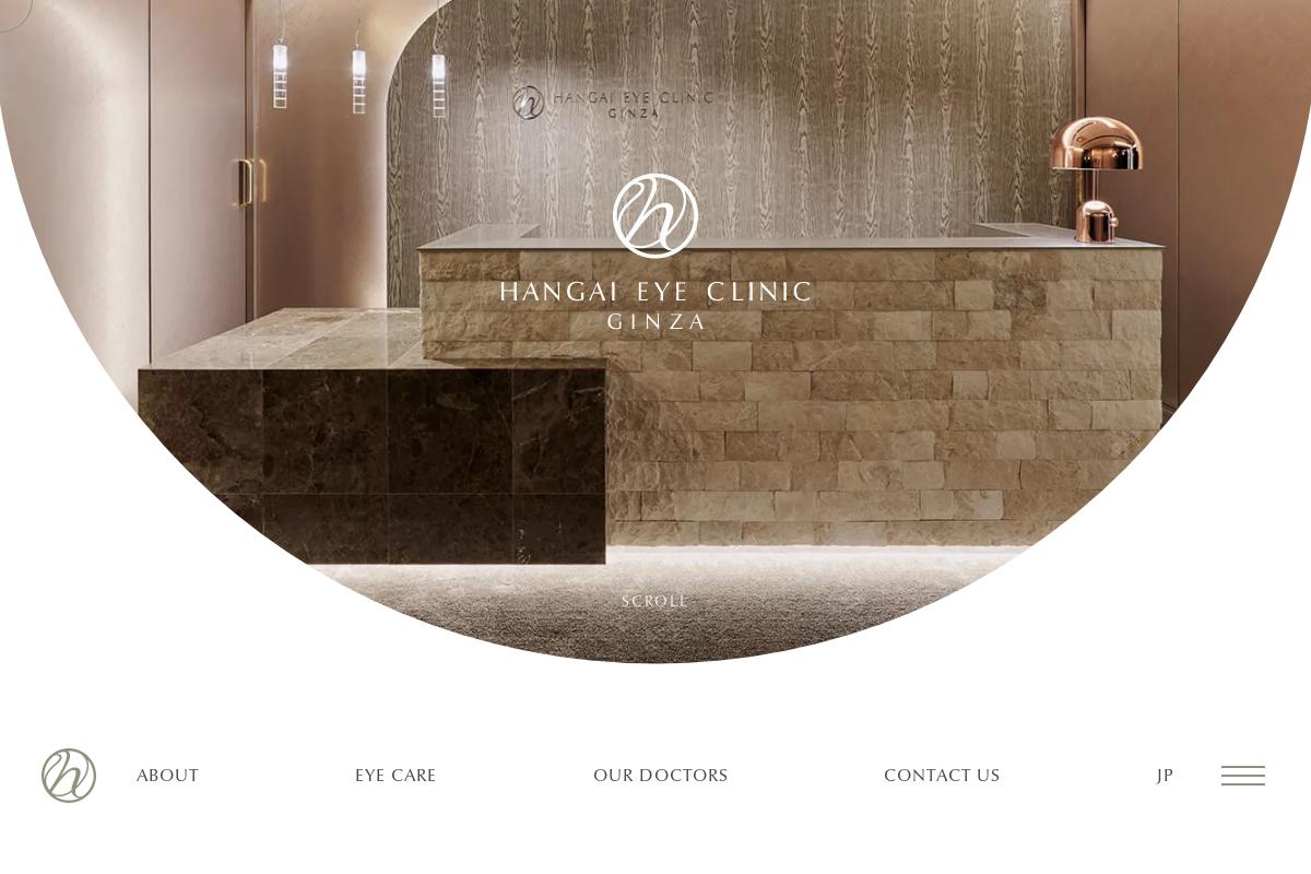 Hangai Eye Clinic Ginza