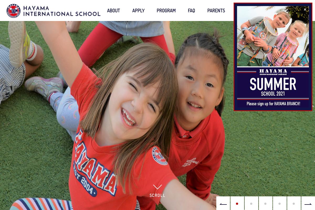 Hayama International School Hayama