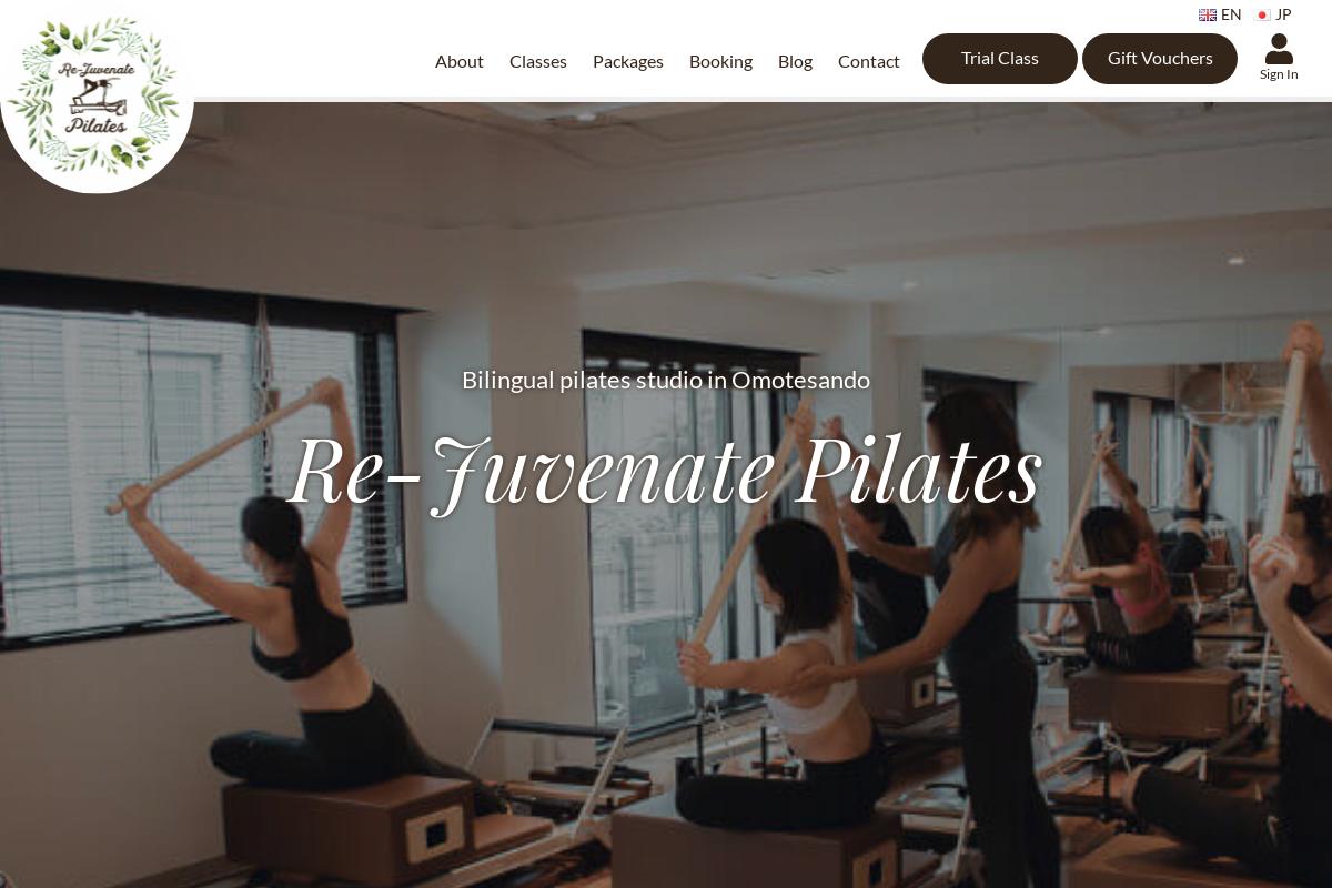 Re-Juvenate Pilates