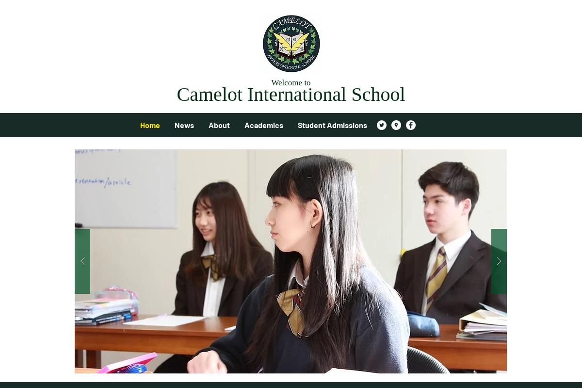 Camelot International School