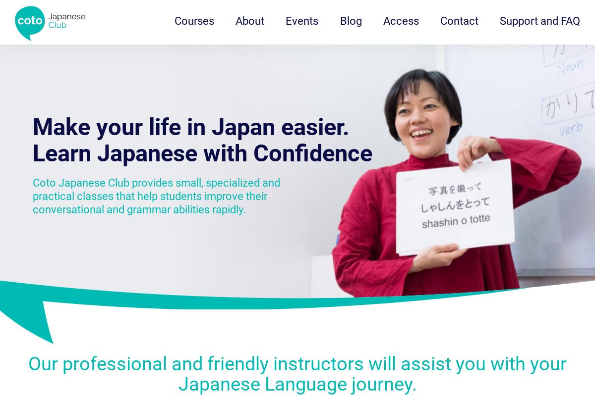 Coto Japanese Club