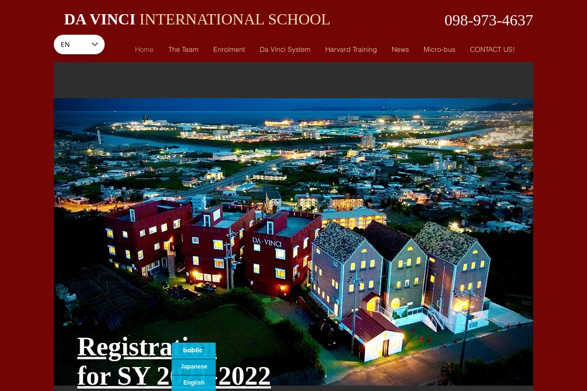 Da Vinci International School