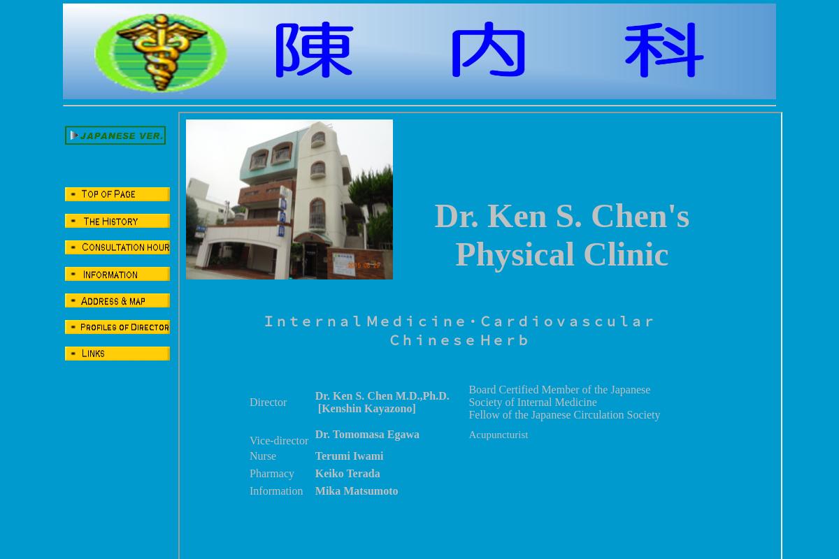 CHIN NAIKA Internal Medicine and Cardiology